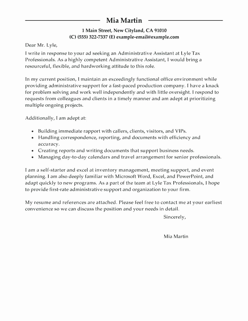 Free Cover Letter Template Word Best Of 4 Free Cover Letter Templates Microsoft Template