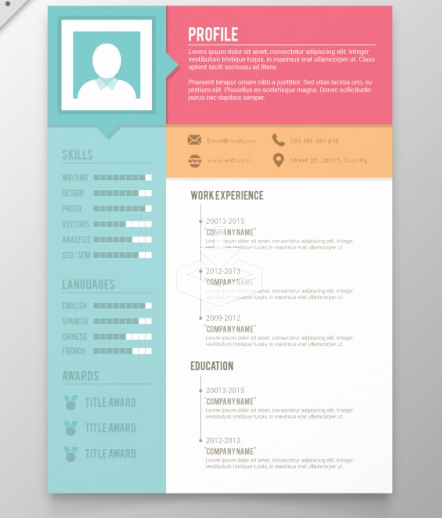 Free Creative Resume Templates Word New Download 35 Free Creative Resume Cv Templates Xdesigns