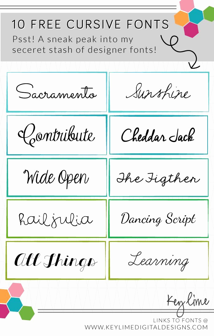 Free Cursive Handwriting Fonts New Best 25 Tattoo Fonts Cursive Ideas On Pinterest