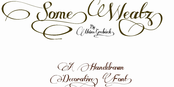Free Cursive Handwriting Fonts Unique 15 Stylish Cursive Fonts