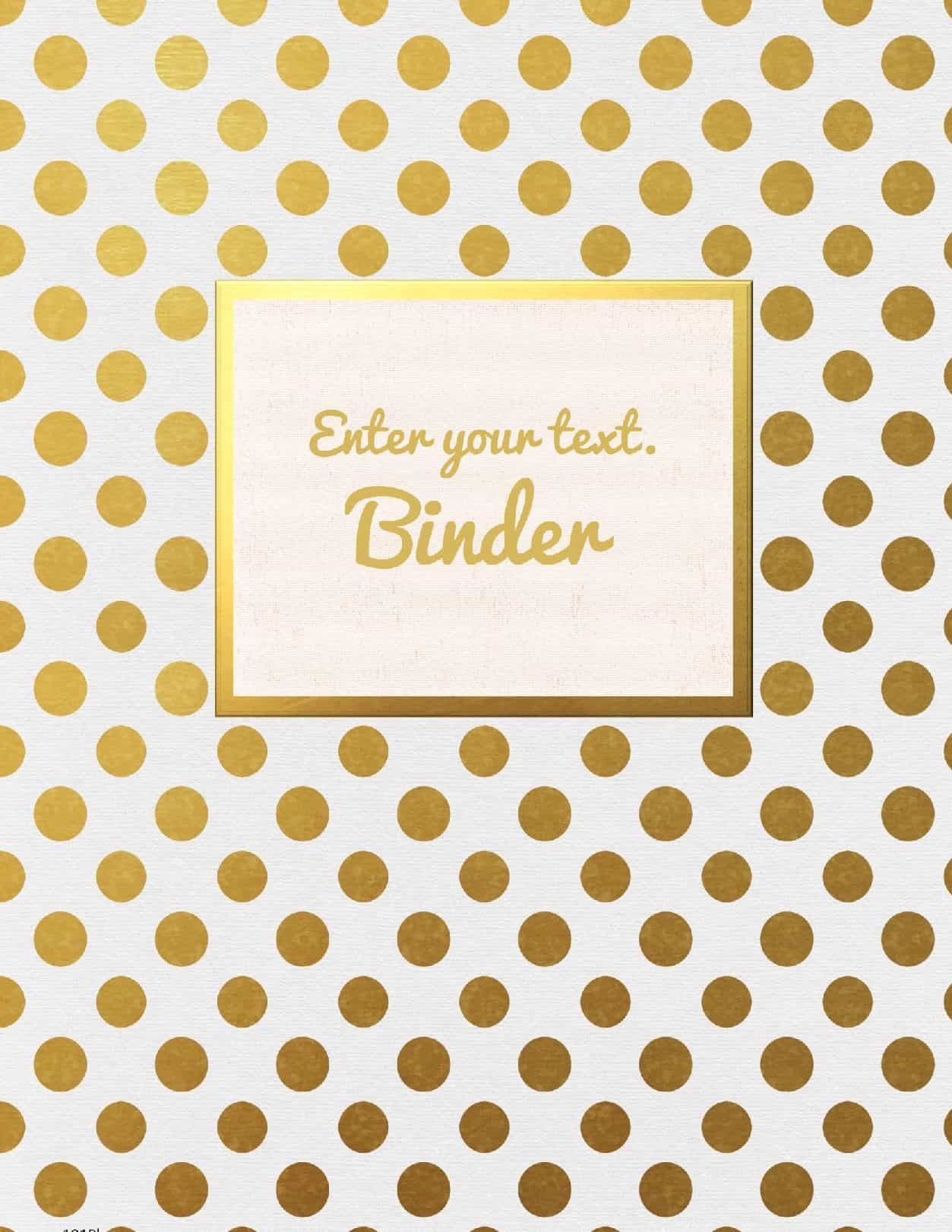 Free Editable Printable Binder Covers Lovely Free Binder Cover Templates
