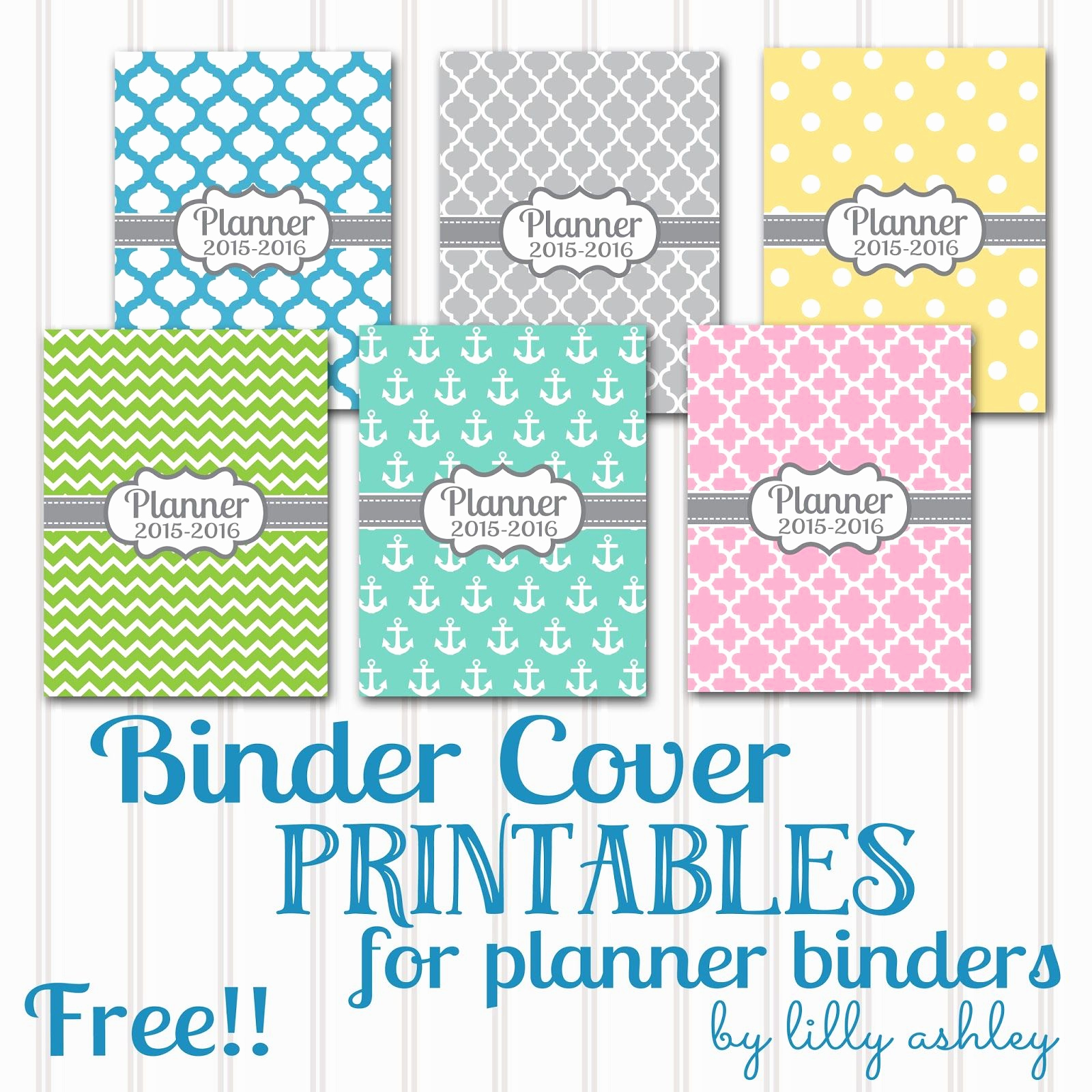 Free Editable Printable Binder Covers New Make It Create by Lillyashley Freebie Downloads Free