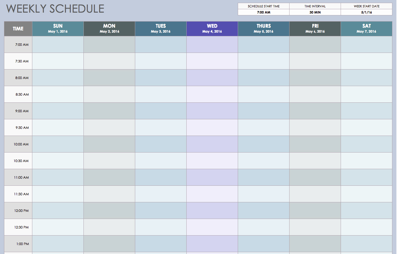 Free Employee Schedule Template Elegant Weekly Employee Shift Schedule Template Excel