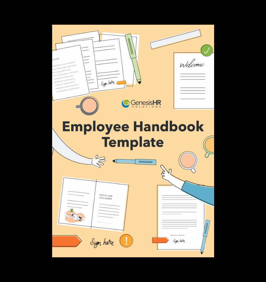 Free Employees Handbook Template Best Of Peo Resources & Guides