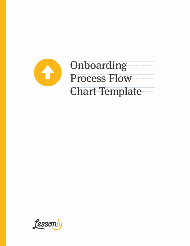 Free Employees Handbook Template Luxury Free Boarding Process Flow Chart Template Lessonly
