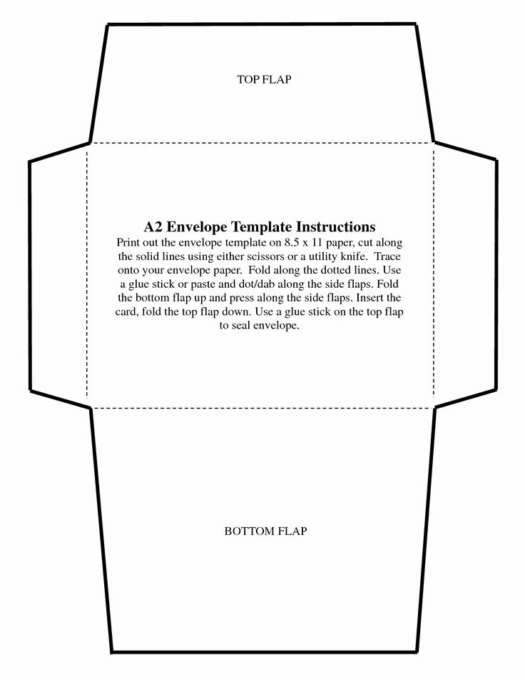 Free Envelope Printing Template Beautiful 5x7 Envelope Templates Ekariouq Paper Goods