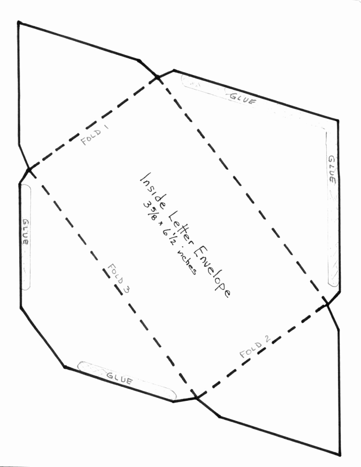 Free Envelope Printing Template Unique Best 25 Envelope Templates Ideas Only On Pinterest