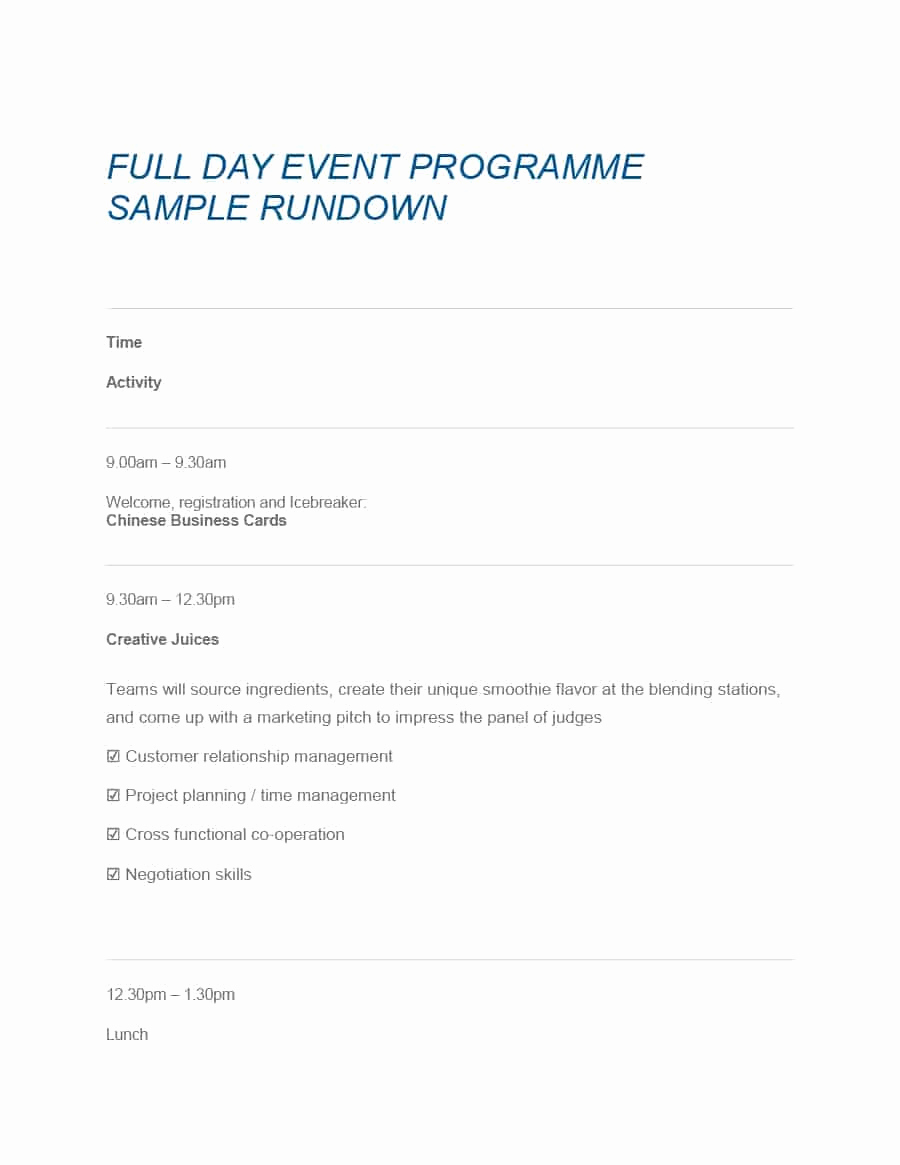 Free event Program Templates Awesome 40 Free event Program Templates Designs Template Archive
