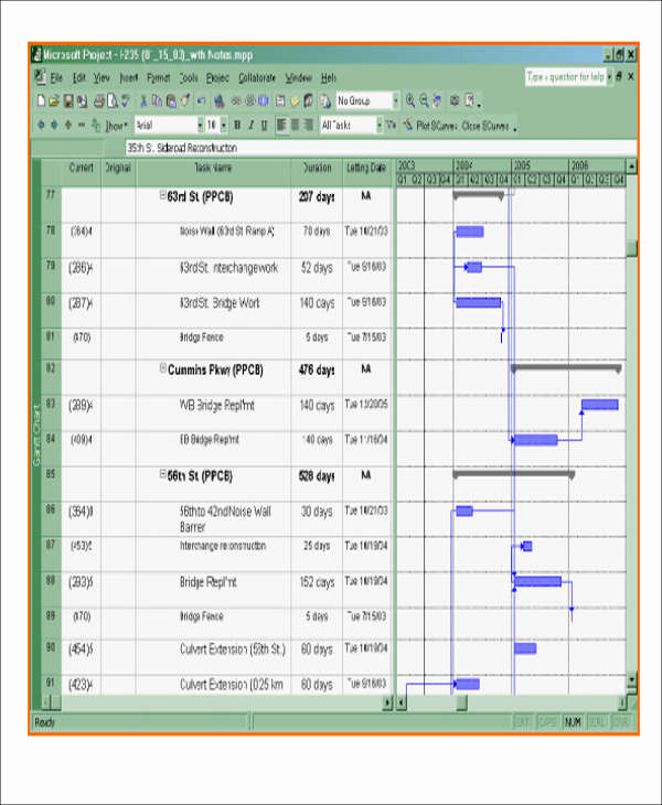 Free Excel Construction Templates Awesome 13 Excel Construction Schedule Templates