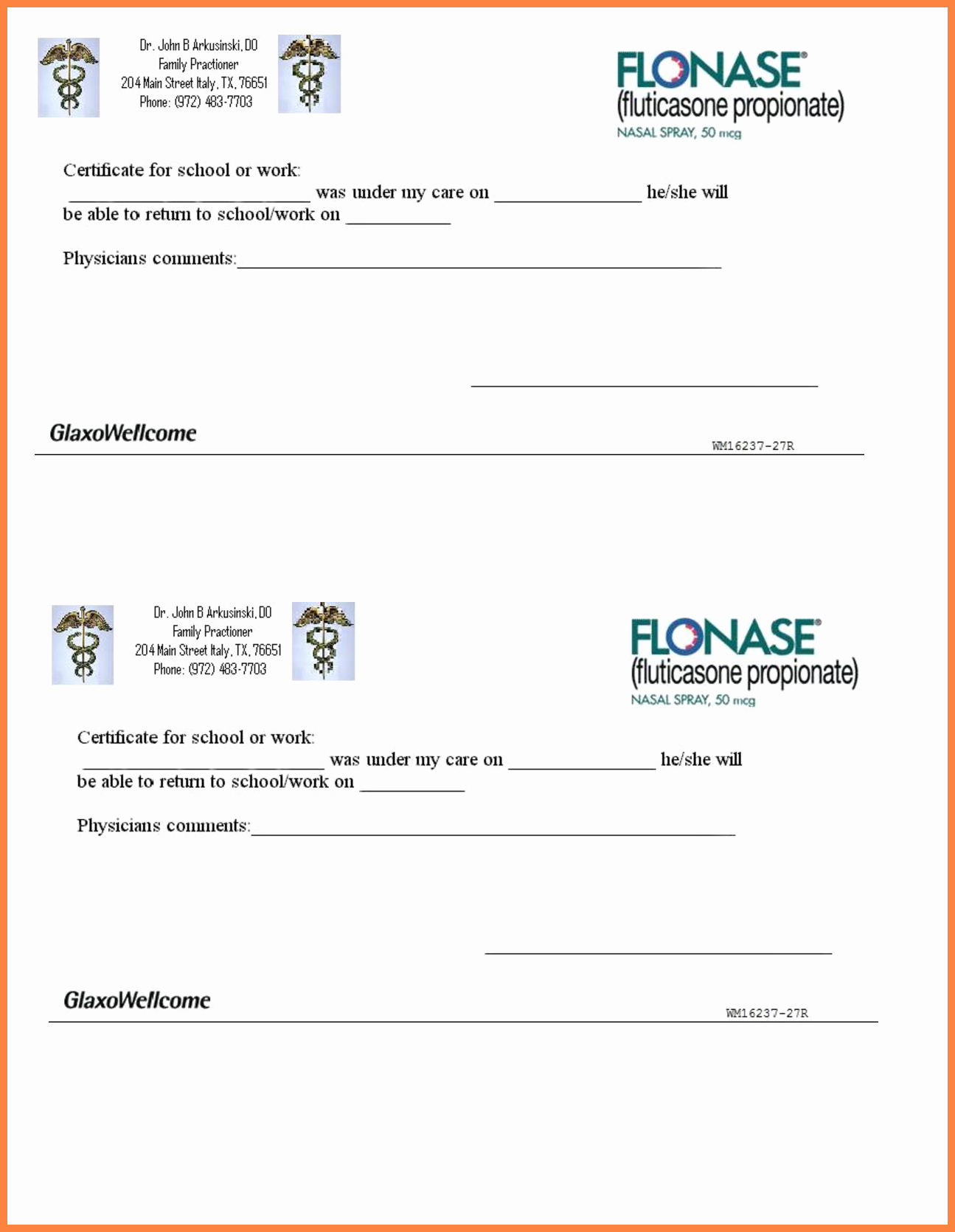 Free Fake Doctors Note Inspirational 10 Printable Fake Doctors Notes Free
