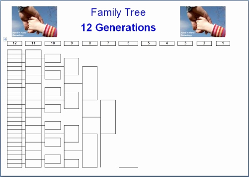 Free Family Tree Template Excel Beautiful Family History and Genealogy Suppliers Parish Chest