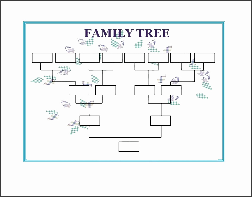 Free Family Tree Template Excel New 10 Family Tree Word Template Sampletemplatess