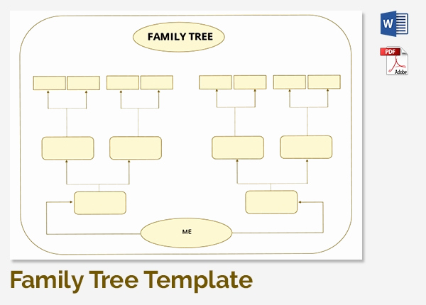 Free Family Tree Templates Luxury 25 Family Tree Templates Free Sample Example format