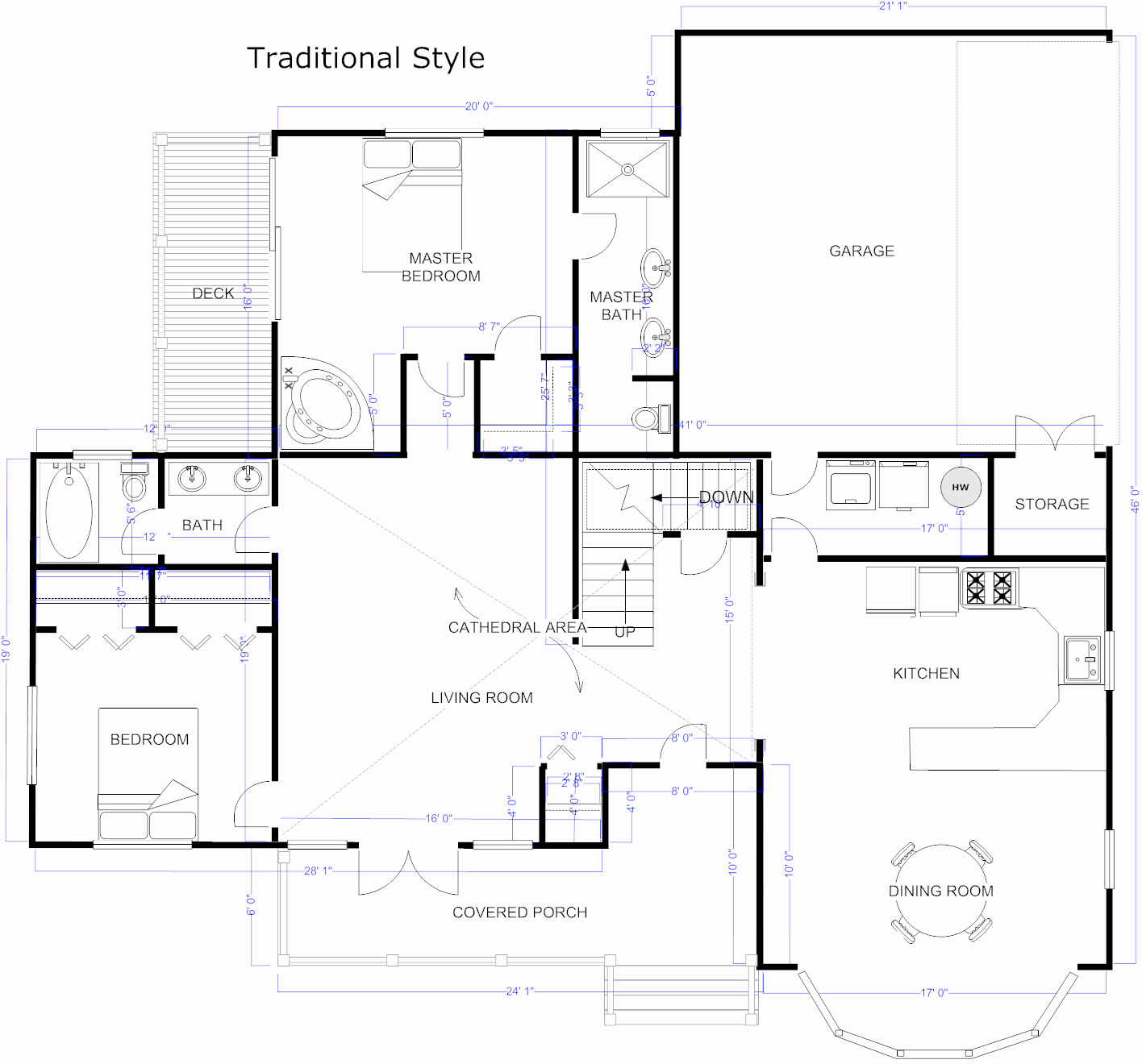 Free Floor Plan Template Elegant Architecture software