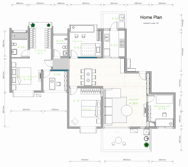Free Floor Plan Template Lovely House Plan