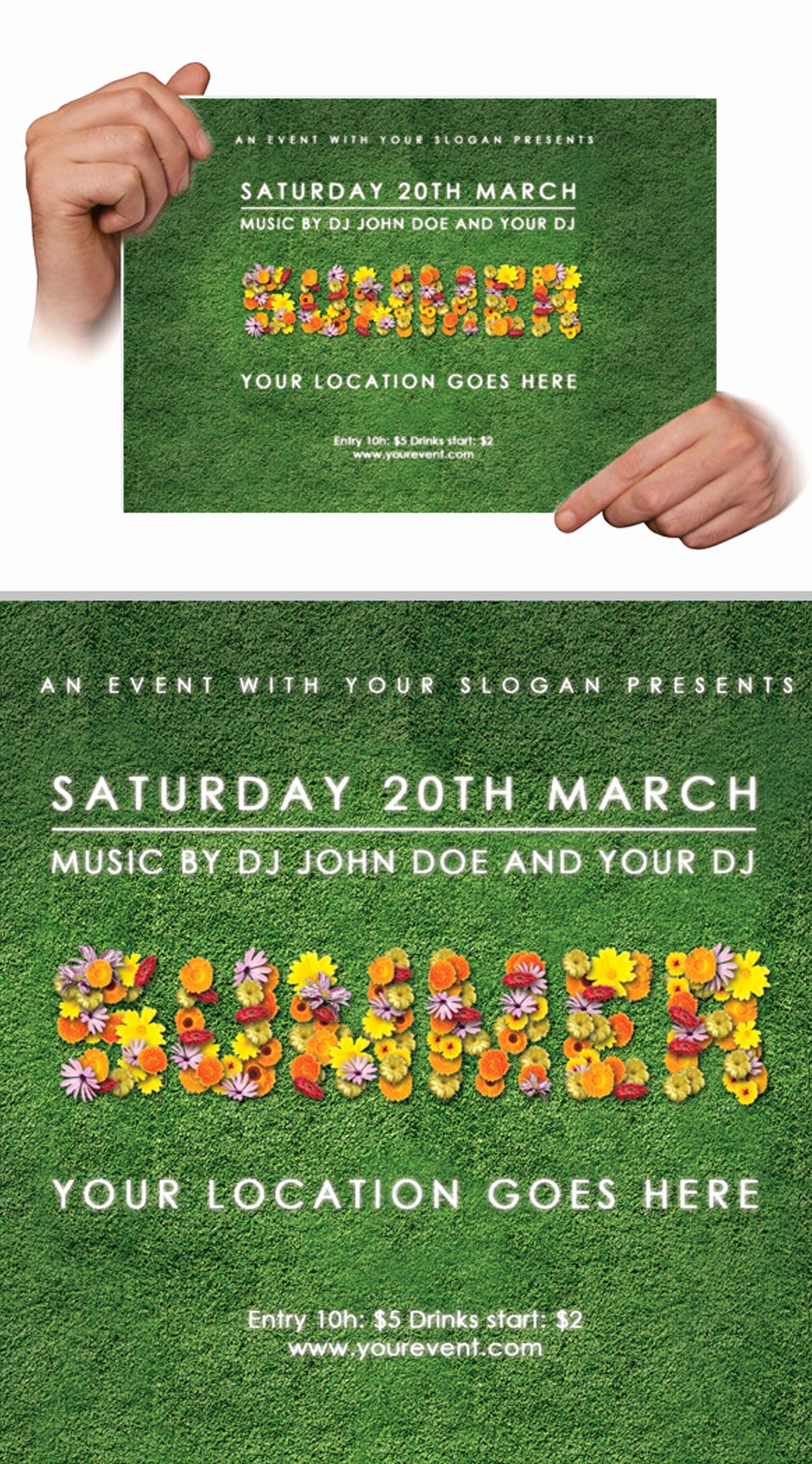 Free Flyer Template Downloads Awesome 60 Best Free Flyer Templates Psd