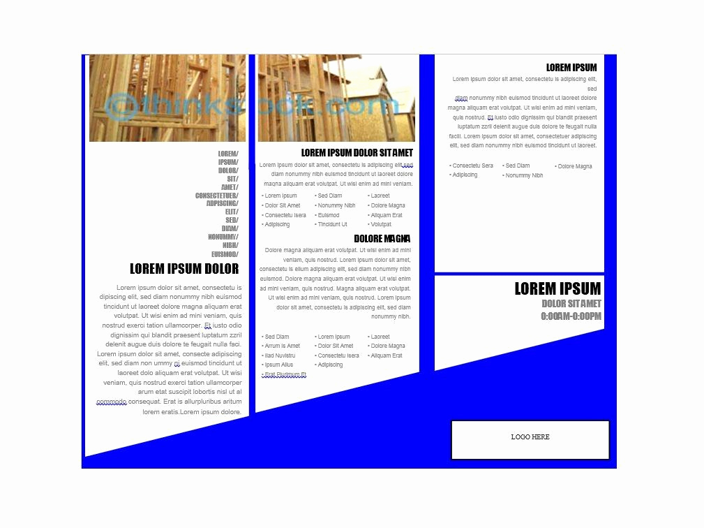 Free Flyer Templates for Word Elegant 31 Free Brochure Templates Ms Word and Pdf Free