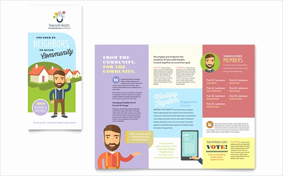 Free Flyer Templates for Word New Brochure Template Word 41 Free Word Documents Download