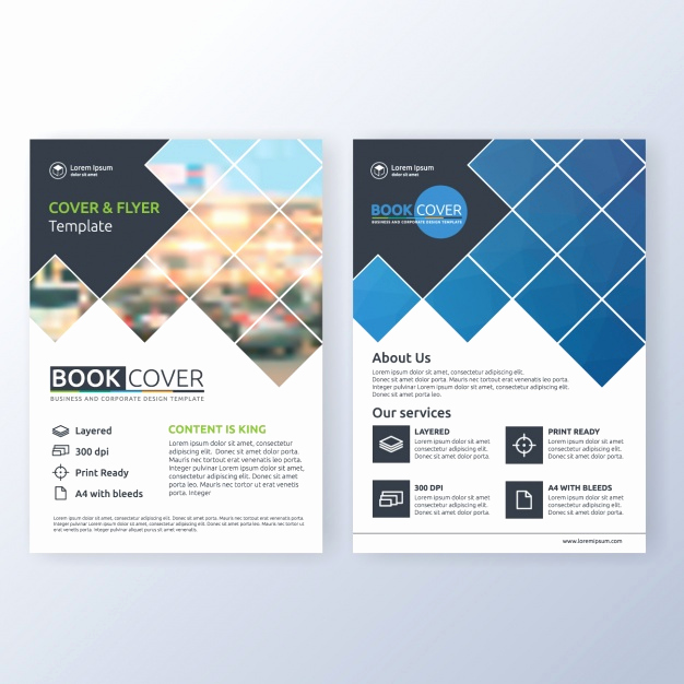 Free Flyers Templates Downloads New Business Brochure Template Vector