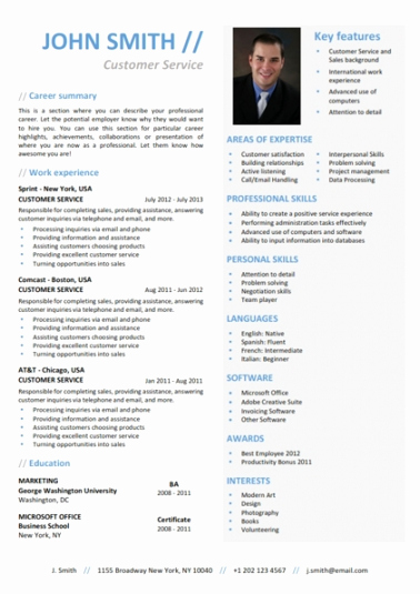 Free Functional Resume Template Lovely Trendy top 10 Creative Resume Templates for Word [ Fice]