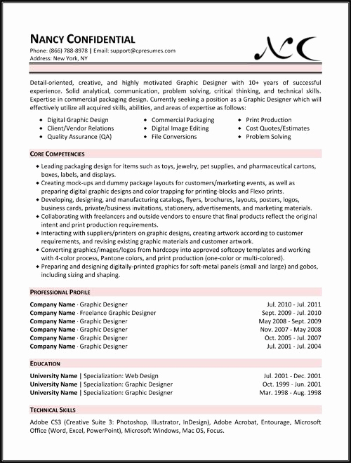 Free Functional Resume Template Unique Skill Based Resume Examples