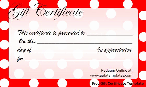 Free Gift Certificate Template Word Luxury Certificate Template Category Page 1 Efoza