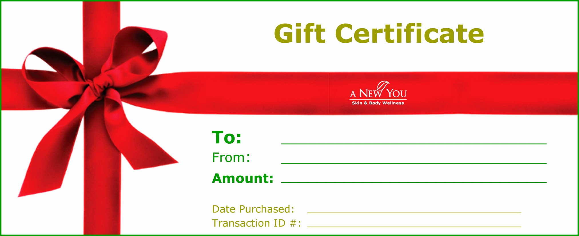 Free Gift Certificate Templates Best Of 18 Gift Certificate Templates Excel Pdf formats