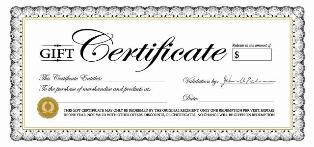 t certificate sample