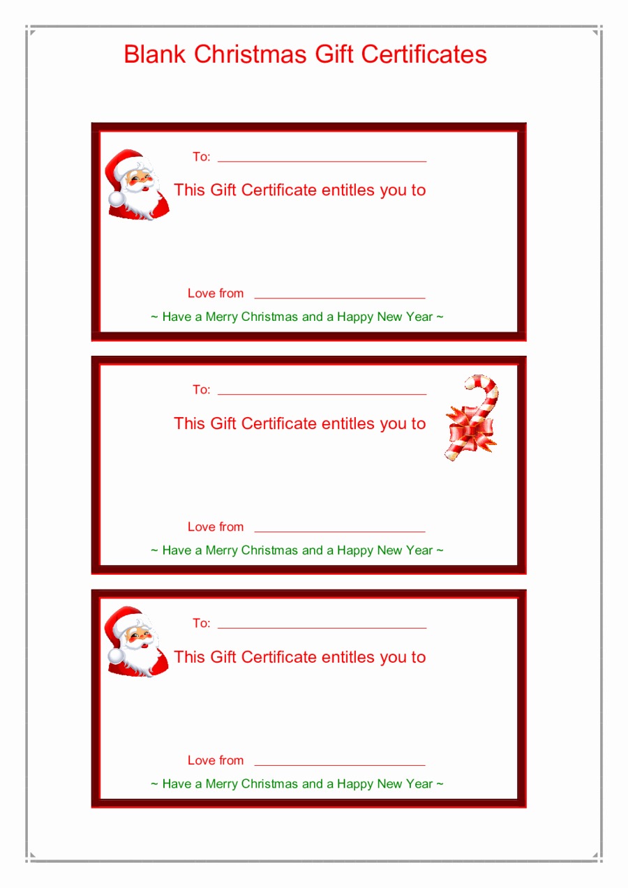 Free Gift Certificate Templates Elegant 2018 Gift Certificate form Fillable Printable Pdf