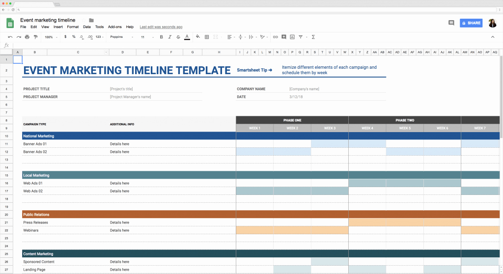 Free Google Sheets Templates Awesome top 5 Free Google Sheets Sales Templates Blog Sheetgo
