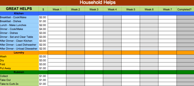 Free Google Sheets Templates Fresh 24 Google Docs Templates that Will Make Your Life Easier