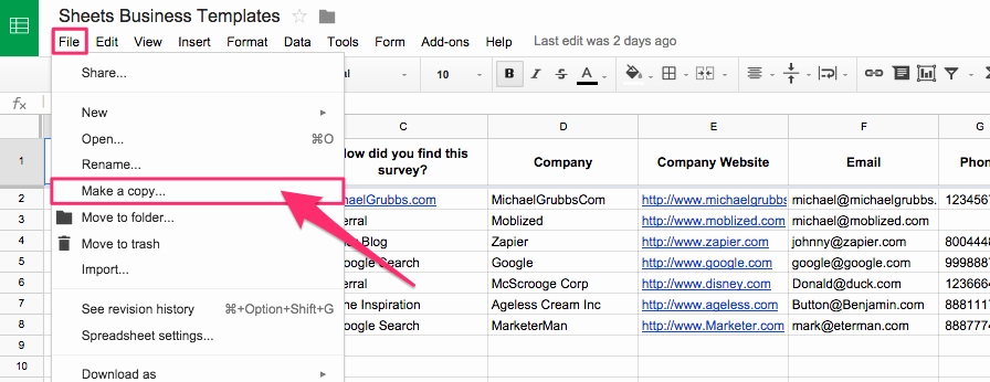 Free Google Sheets Templates Fresh Spreadsheet Crm How to Create A Customizable Crm with