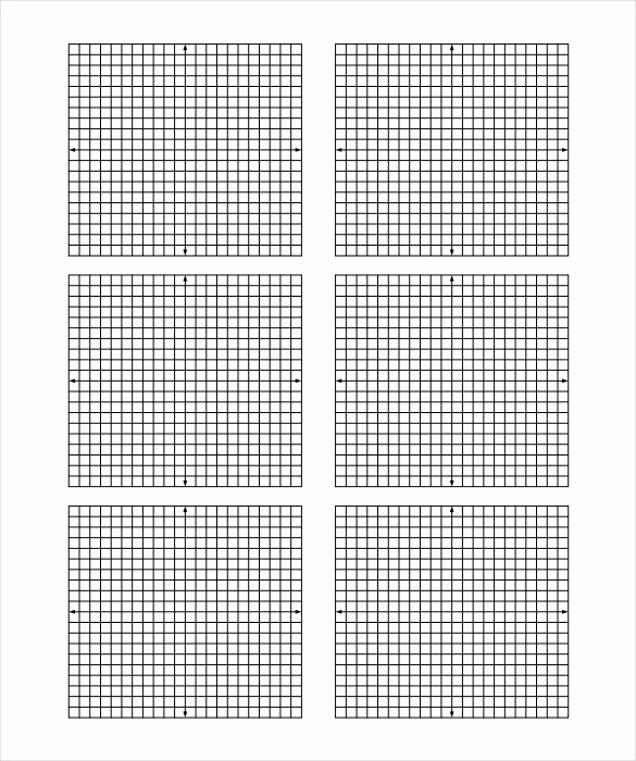 Free Graph Paper Template Luxury 9 Free Graph Paper Templates Pdf