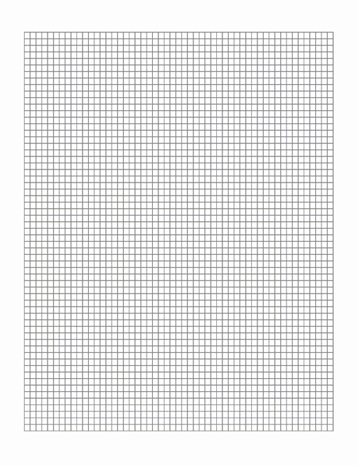 Free Graph Paper Template Luxury Graph Paper