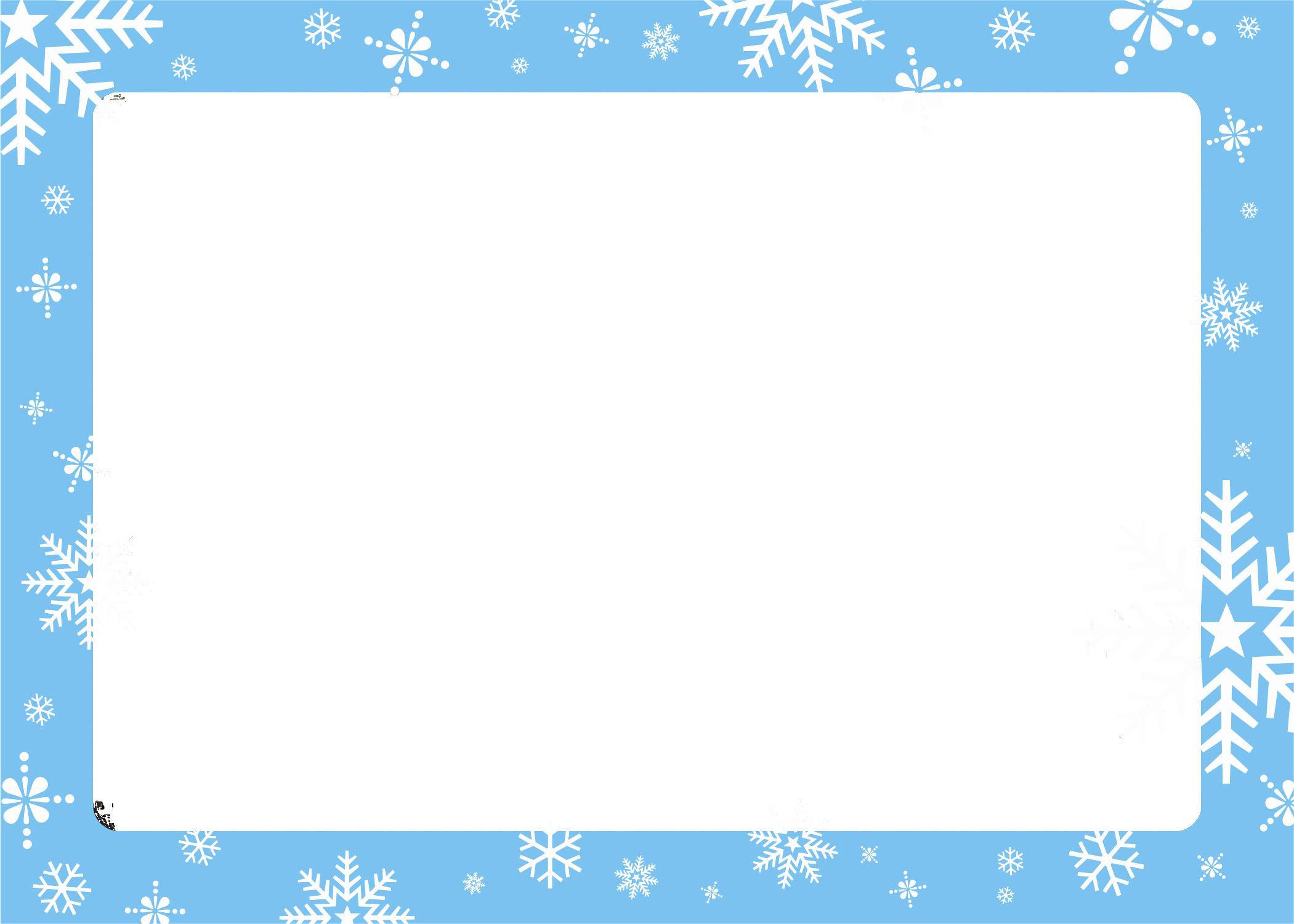 Free Greeting Card Templates New Free Christmas Picture Border Frames