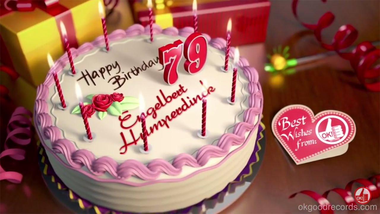 Free Happy Birthday Picture Luxury Happy Birthday Engelbert Humperdinck From Your Biggest