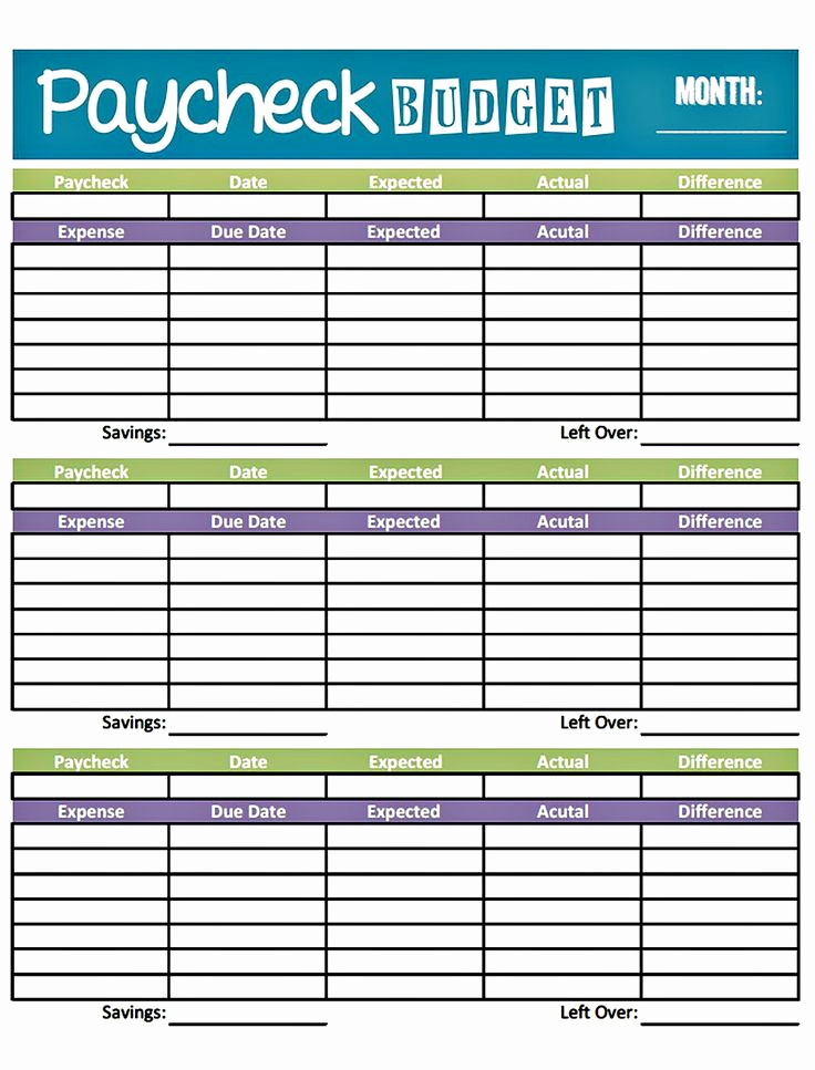 Free Household Budget Template Awesome Bud Worksheet Printable