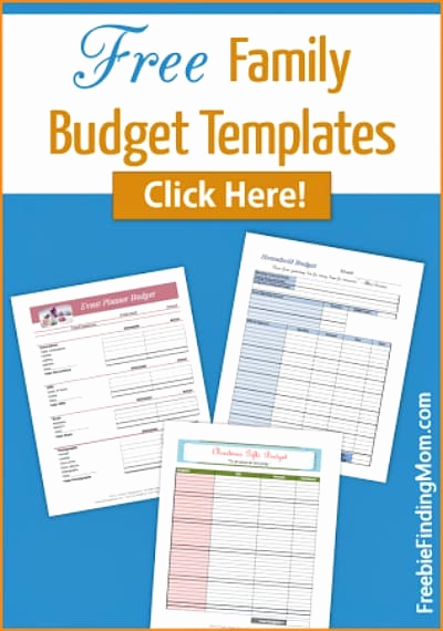 Free Household Budget Template Best Of 29 Free Home organization Printables