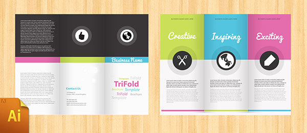 Free Indesign Brochure Templates Inspirational Free Psd Indesign & Ai Brochure Templates