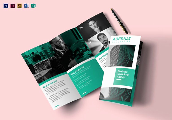 Free Indesign Brochure Templates New 50 Best Free Indesign Templates