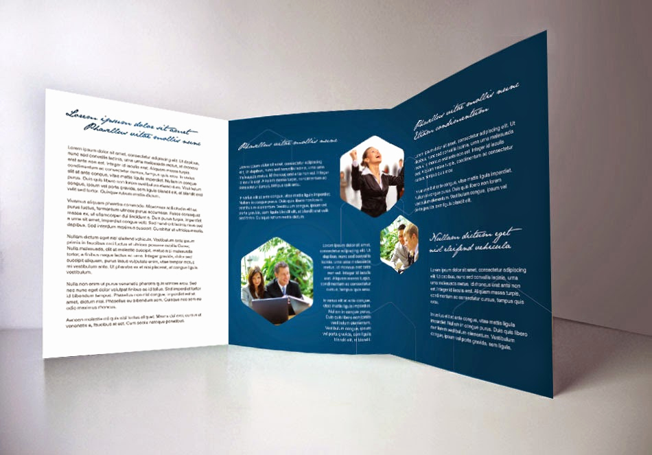 Free Indesign Brochure Templates New Indesign Tri Fold Brochure Template Free Csoforumfo