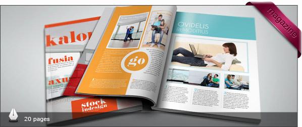 Free Indesign Magazine Templates Elegant Download Free and Premium Print Magazine Templates