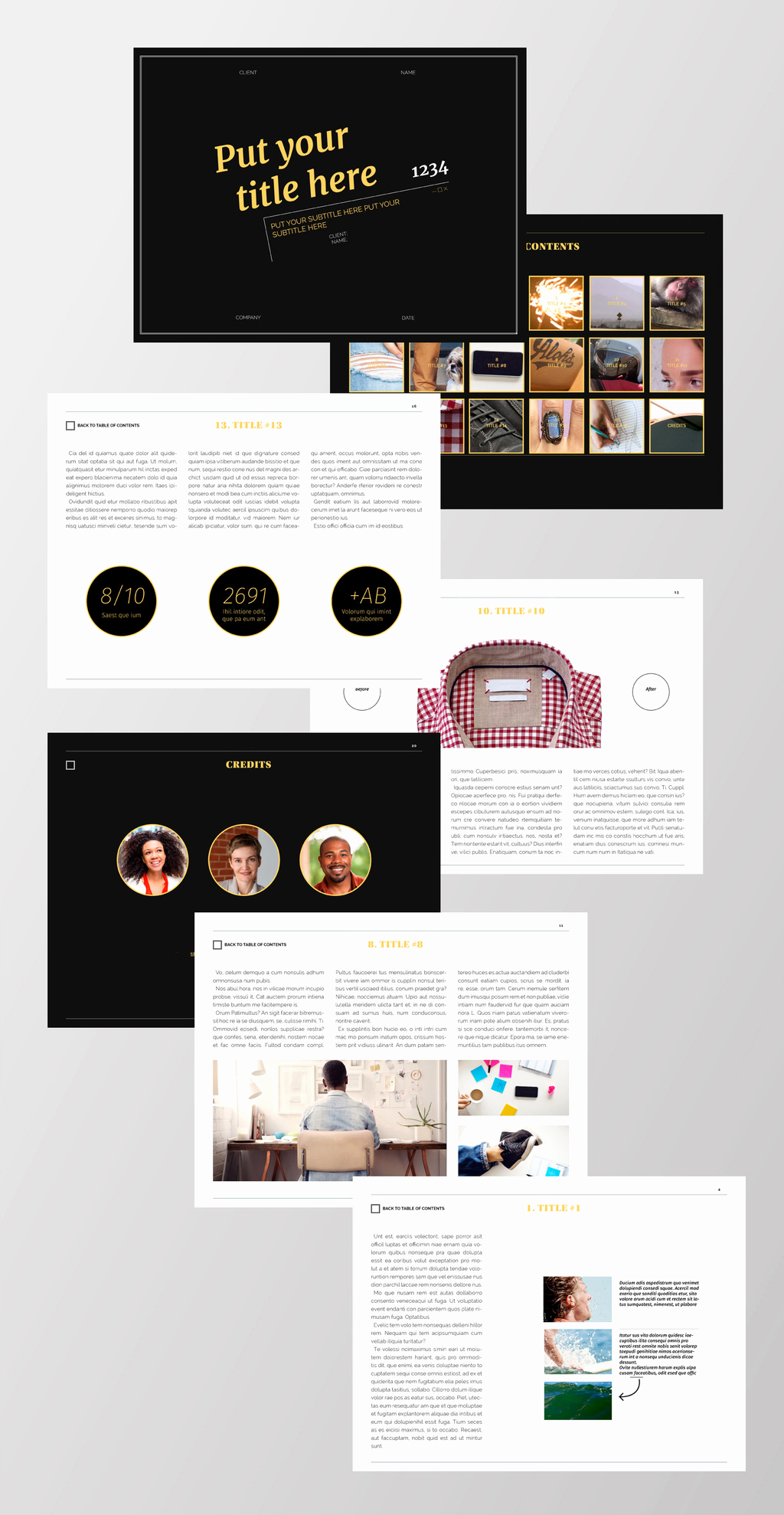 Free Indesign Magazine Templates Elegant Free Indesign Magazine Templates