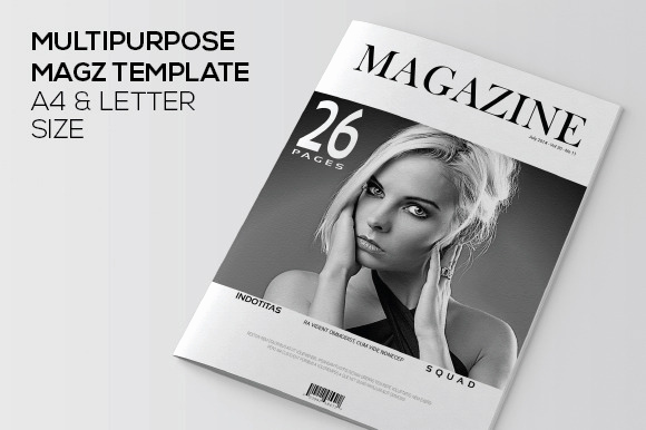 Free Indesign Magazine Templates Elegant Indesign Magazine Template Magazine Templates On