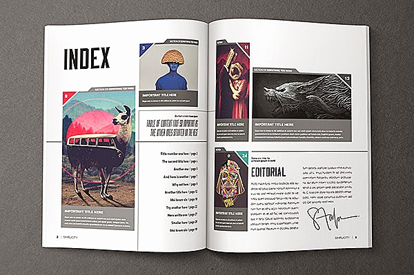 Free Indesign Magazine Templates Inspirational 18 Free Downloadable Indesign Layout Templates