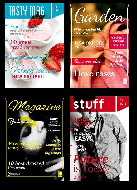 Free Indesign Magazine Templates Luxury Get 4 Free Magazine Indesign Templates for Your Magazine