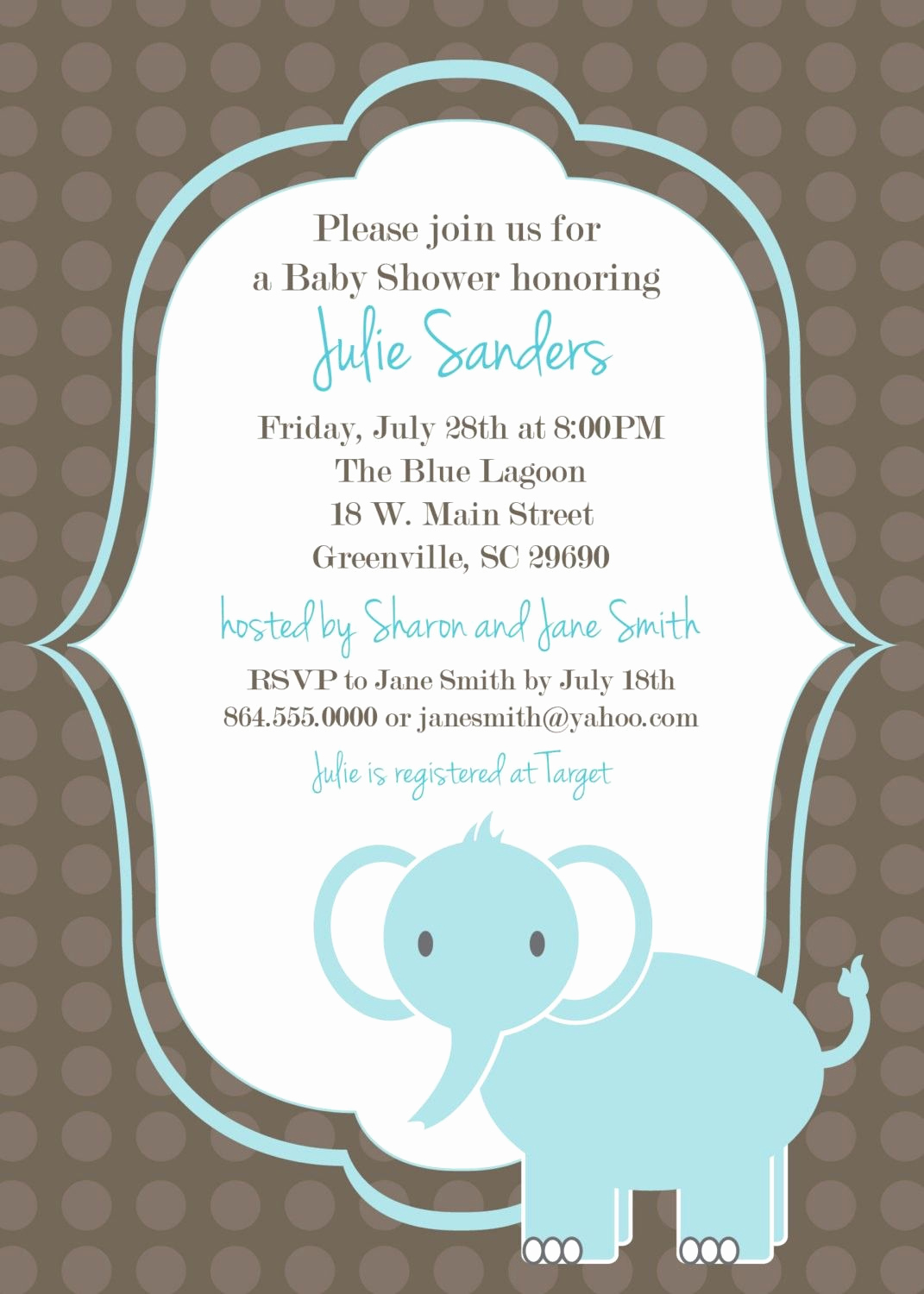 Free Invitation Template Printable Elegant Download Free Template Got the Free Baby Shower