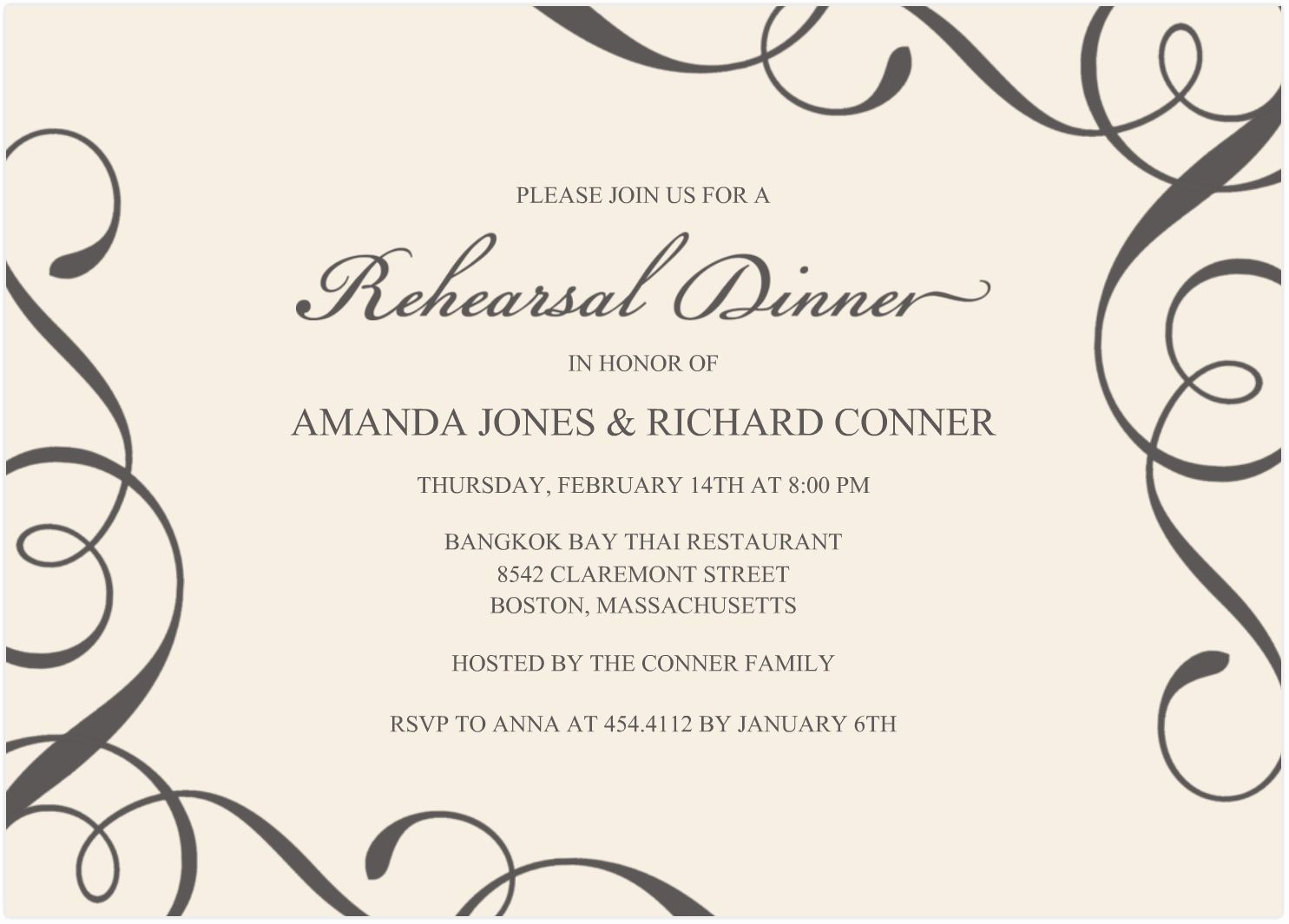 Free Invitation Templates for Word Beautiful Free Samples Wedding Invitation Cards