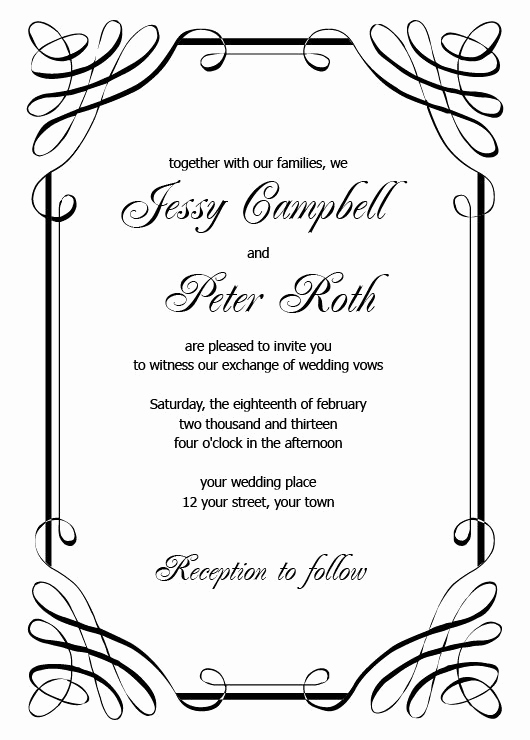 Free Invitation Templates for Word Lovely 1000 Ideas About Invitation Templates On Pinterest