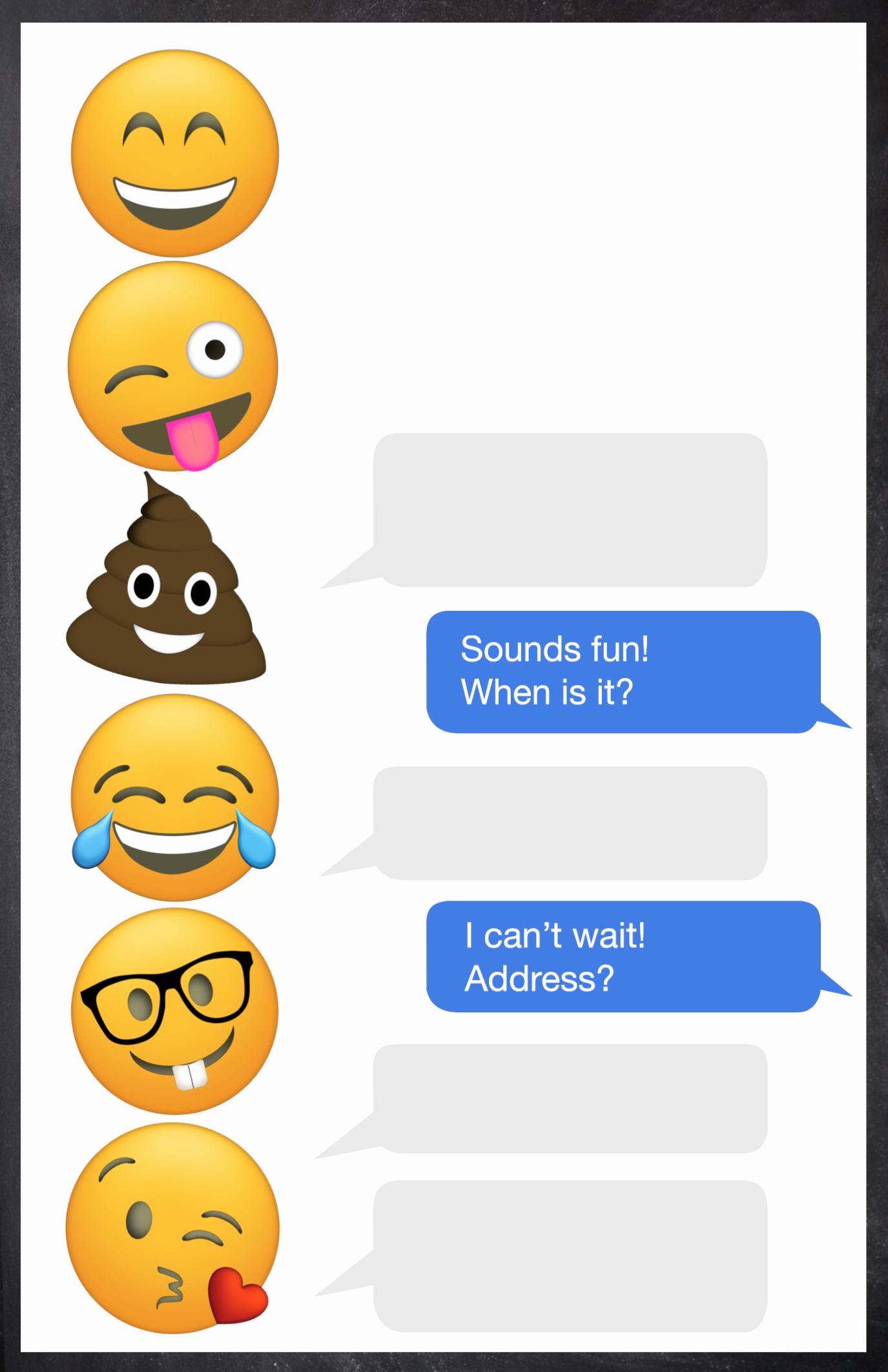 Free Invitation Templates Printable Beautiful Emoji Birthday Invitations Free Printable Template Paper